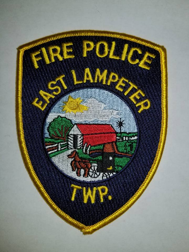 East Lampeter Township PA Fire Police