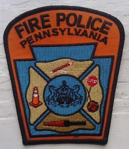 FIRE POLICE PENNSYLVANIA