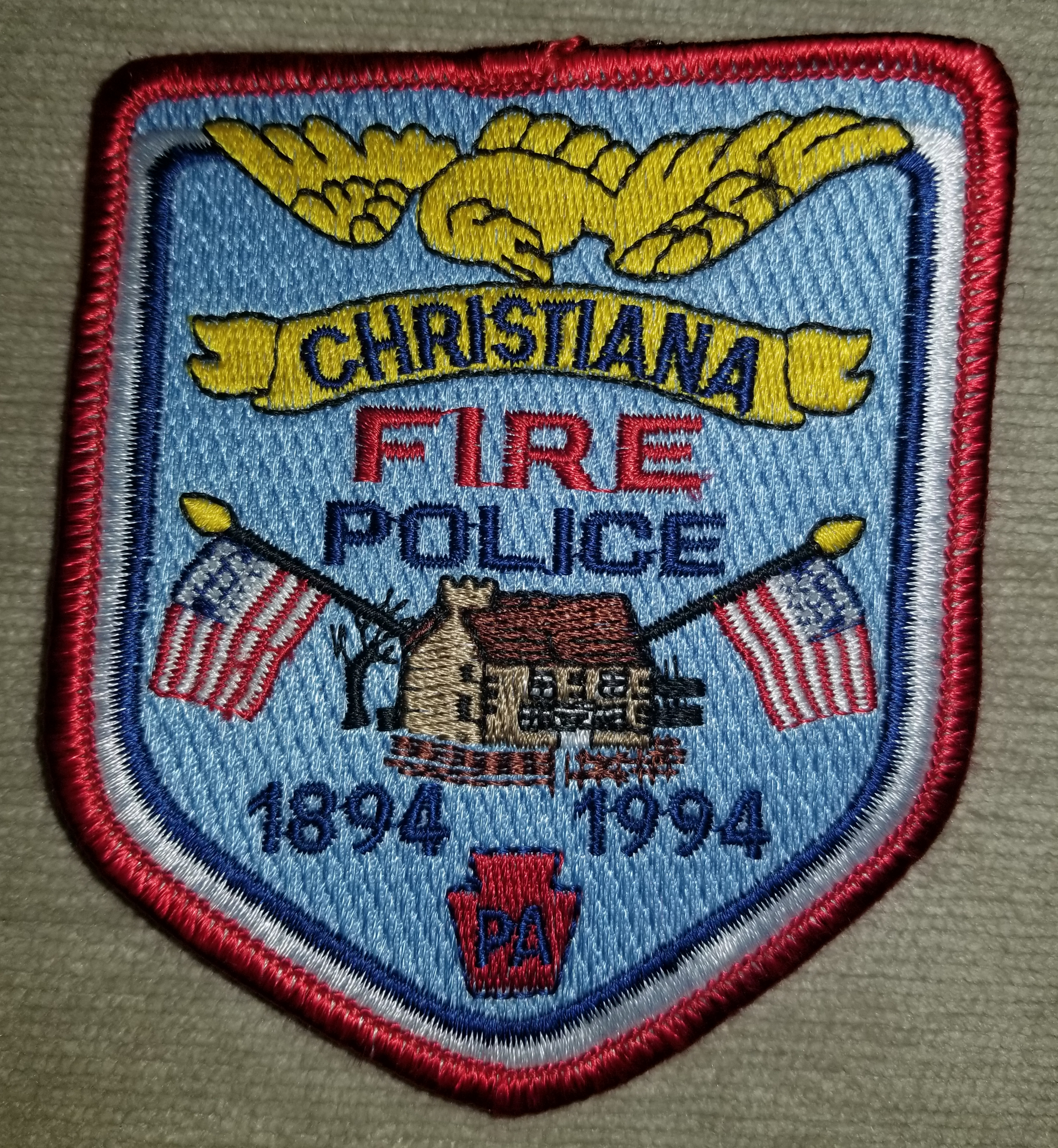Christiana Fire Police PA