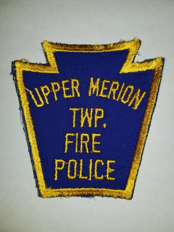Upper Merion Township PA Fire Police