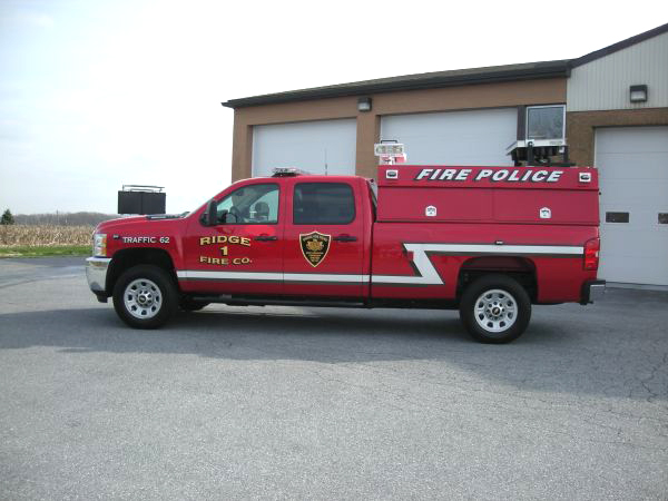 Ridge Fire Company Traffic 62 2