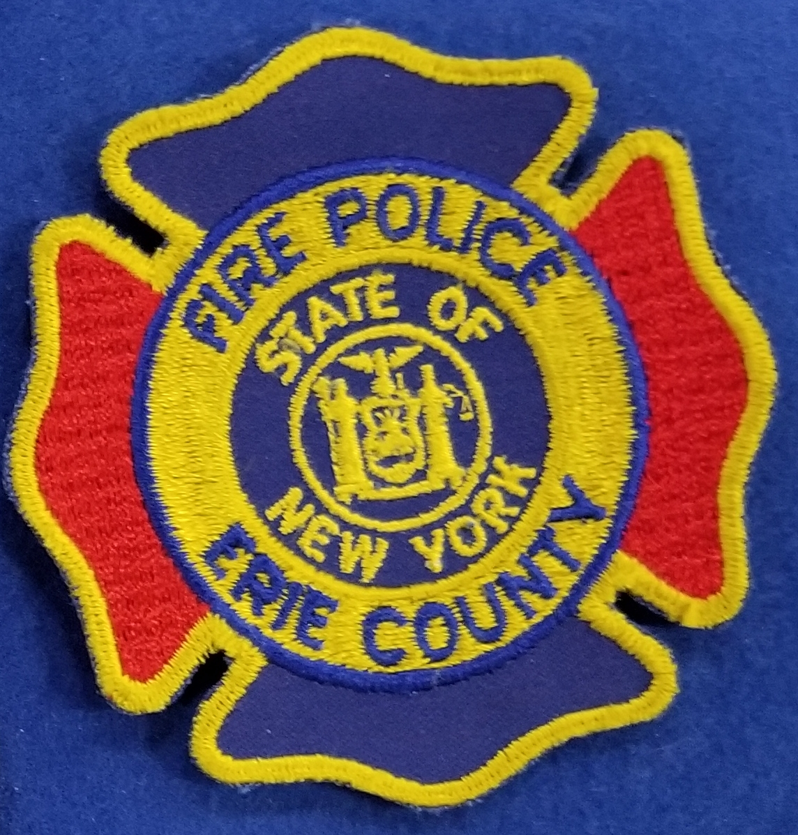 Erie County Fire Police NY