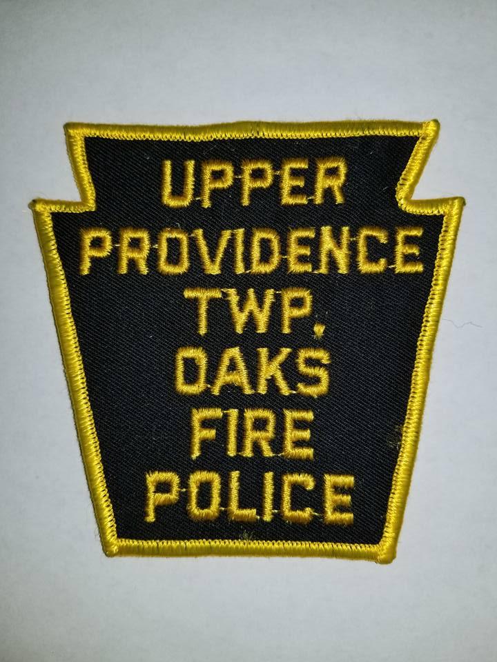 Upper Providence Township Oaks PA Fire Police