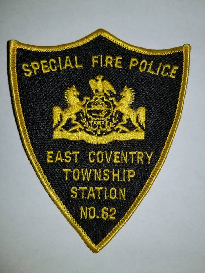 East Coventry Township PA Station 62 Special Fire Police