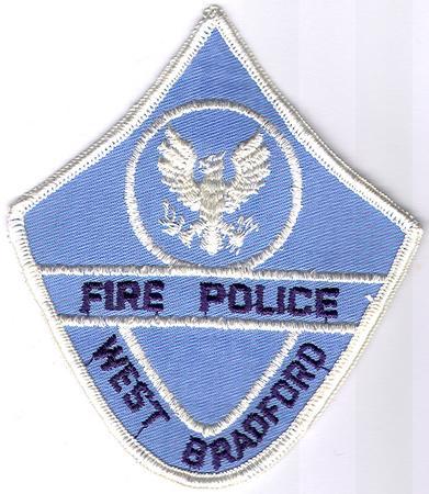 West Bradford PA FIRE POLICE