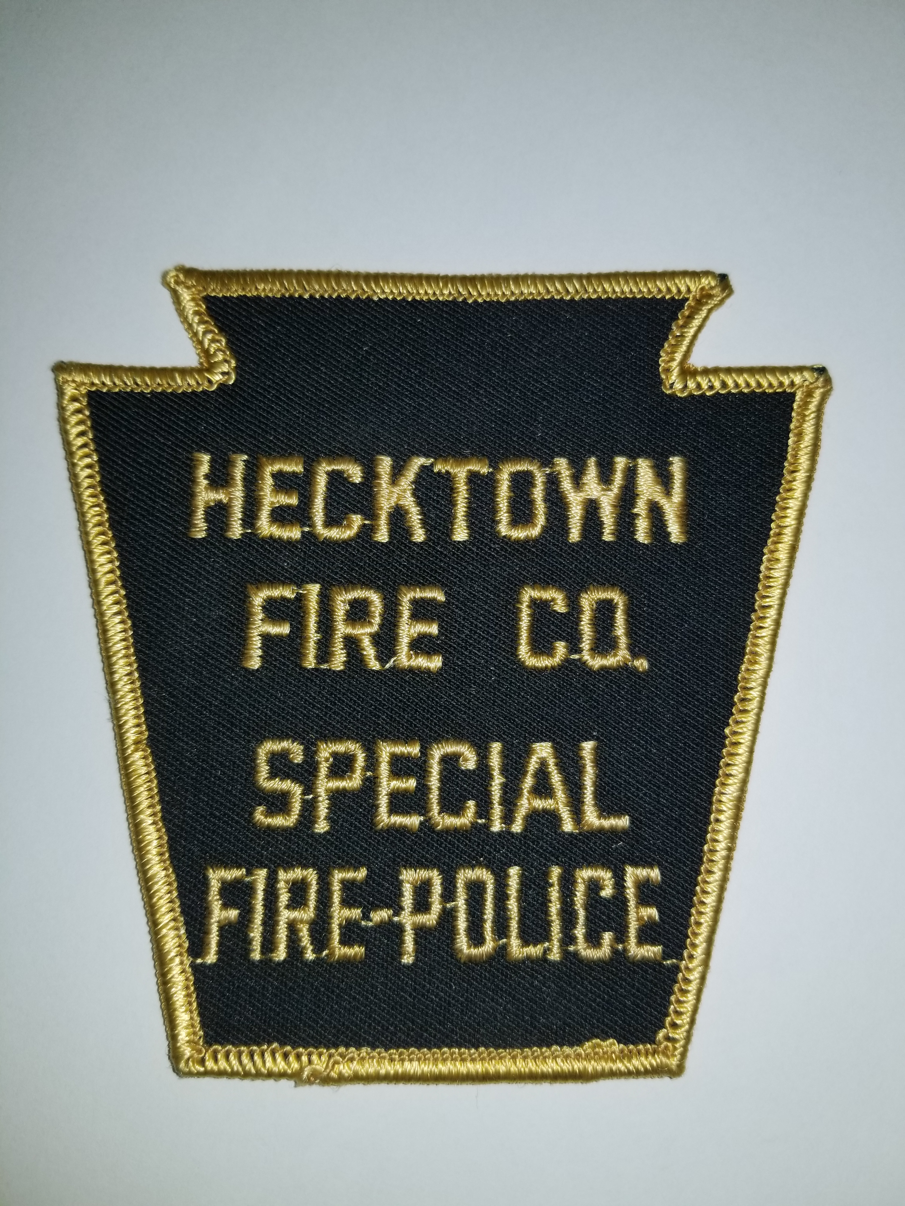 Hecktown Fire Co. PA Special Fire Police