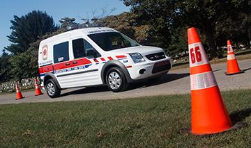 Lancaster Township Volunteer Fire Department Squad 66-3