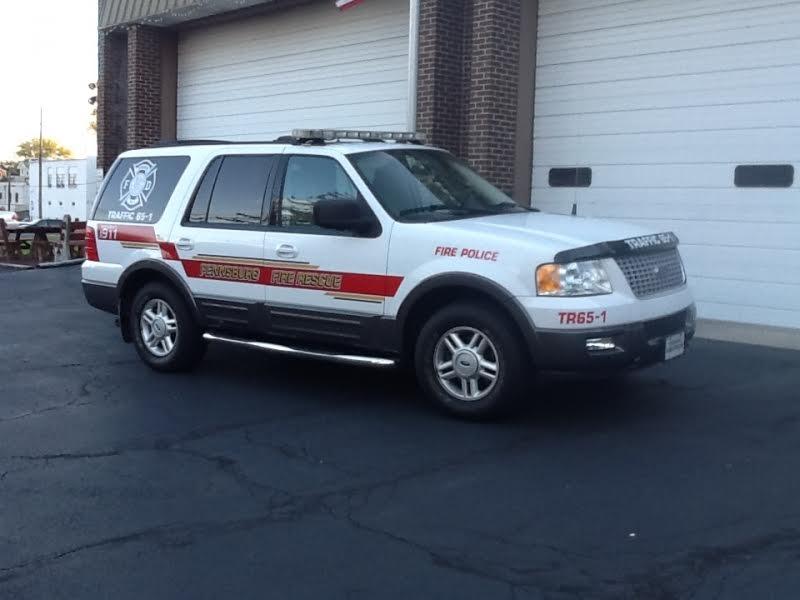Pennsburg Fire Company Traffic 65-1