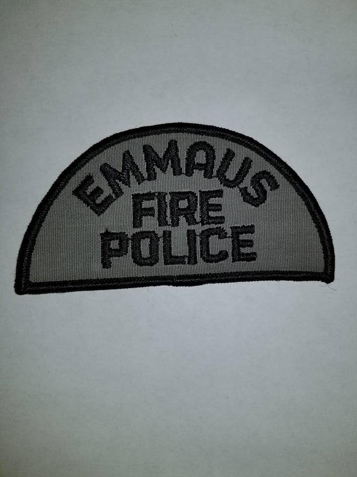 Emmaus PA Fire Police