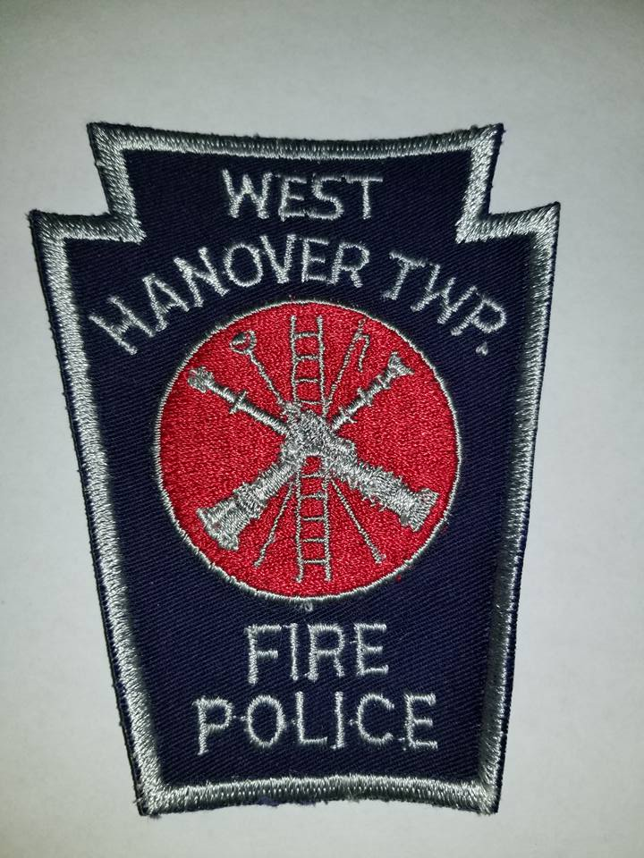 West Hanover Township PA Fire Police