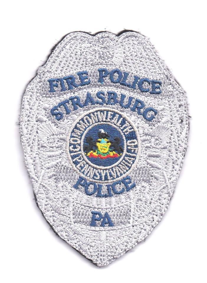 Strasburg Fire Police PA
