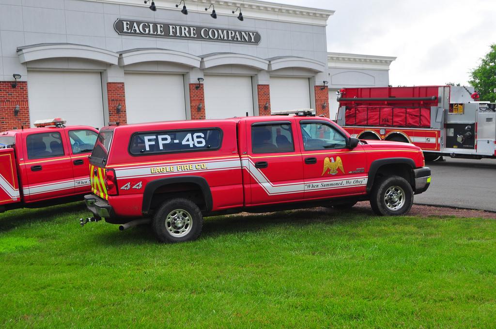 Eagle Fire Company PA Fire Police 46