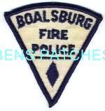 BOALSBURG PA FIRE POLICE