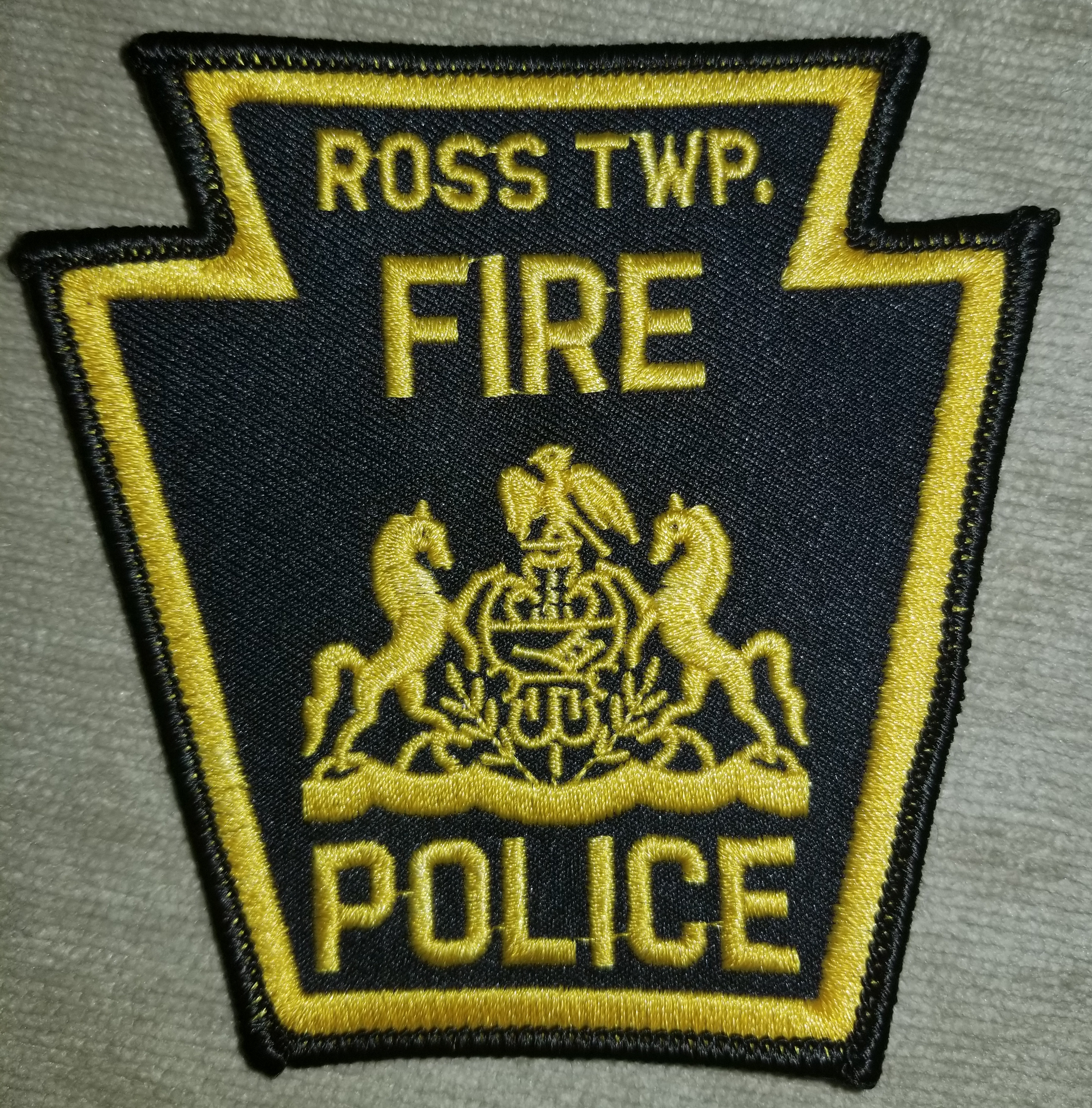 Ross Township Fire Police PA