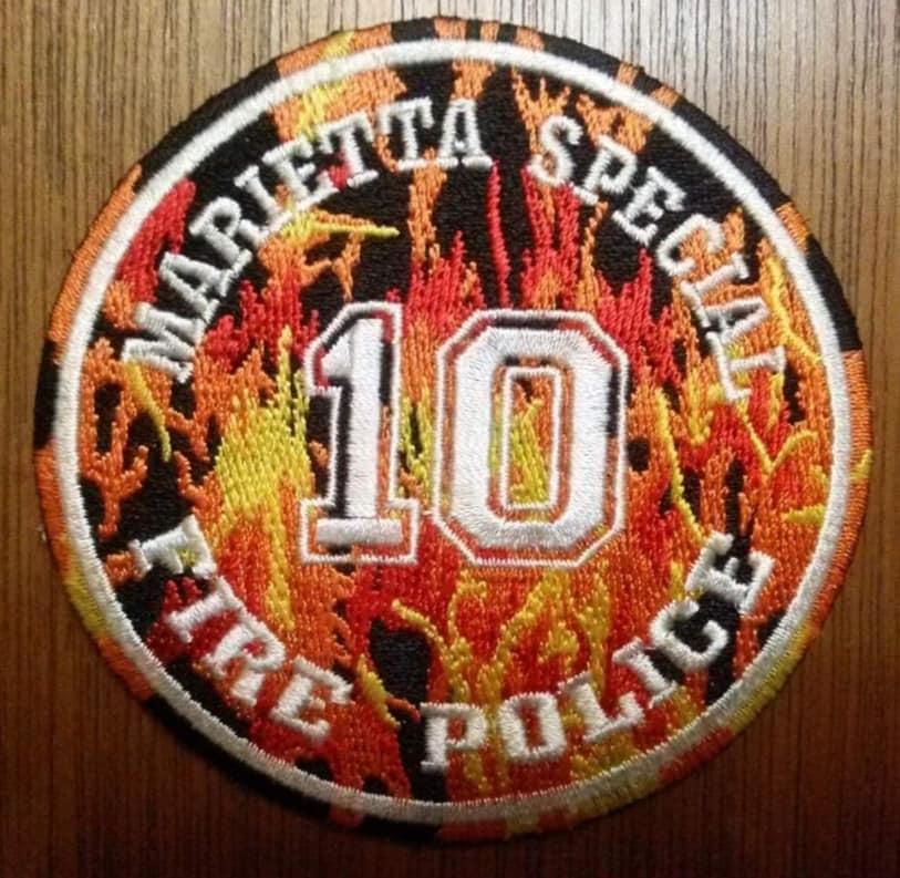 Marietta Fire Police PA 2