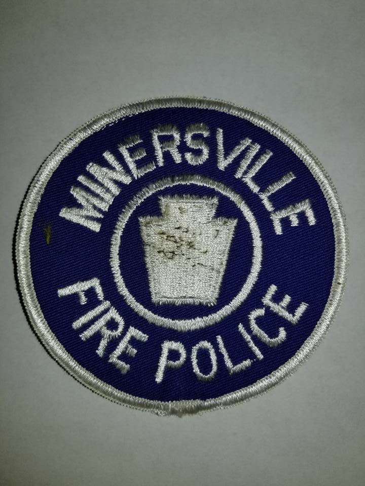 Minersville PA Fire Police
