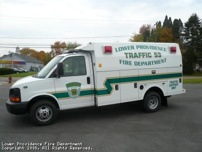 Lower Providence Traffic 53
