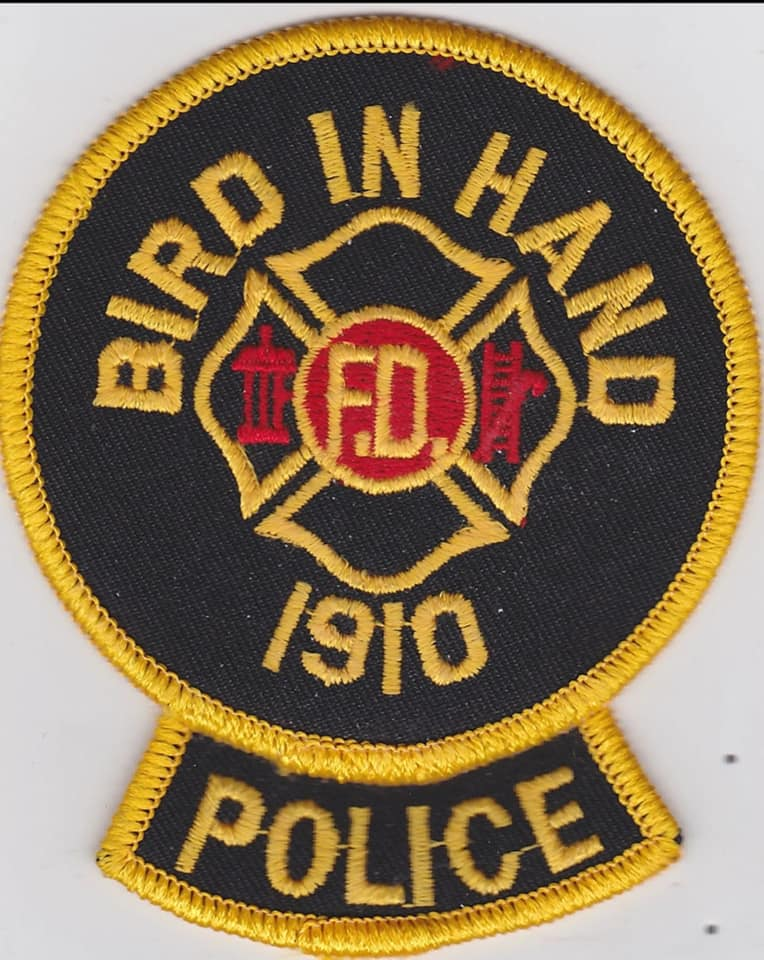 Bird-In-Hand Fire Police PA 2