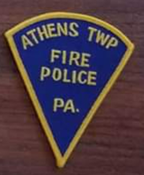 Athens Township Fire Police PA 1