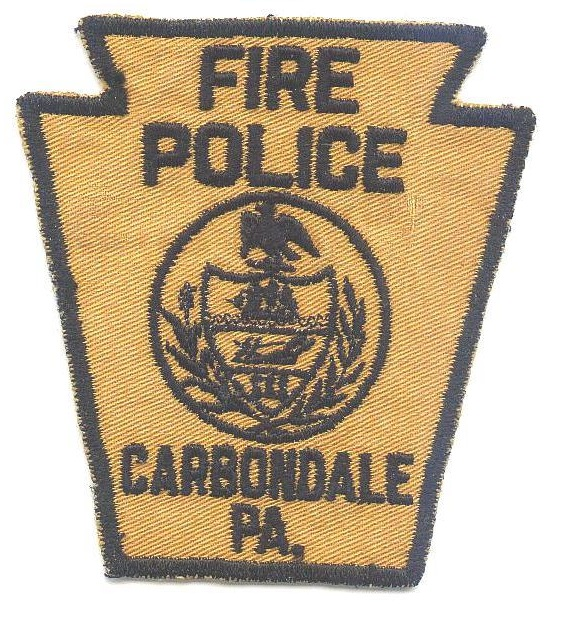 Carbondale Fire Police PA