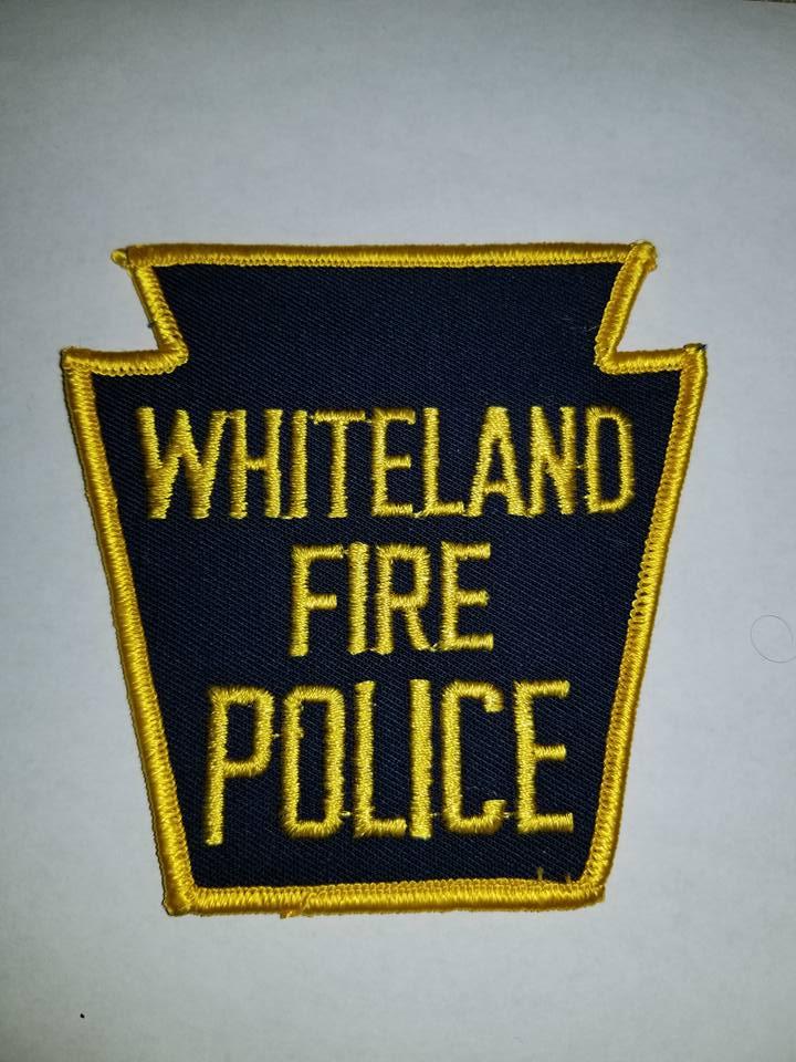 Whiteland PA Fire Police