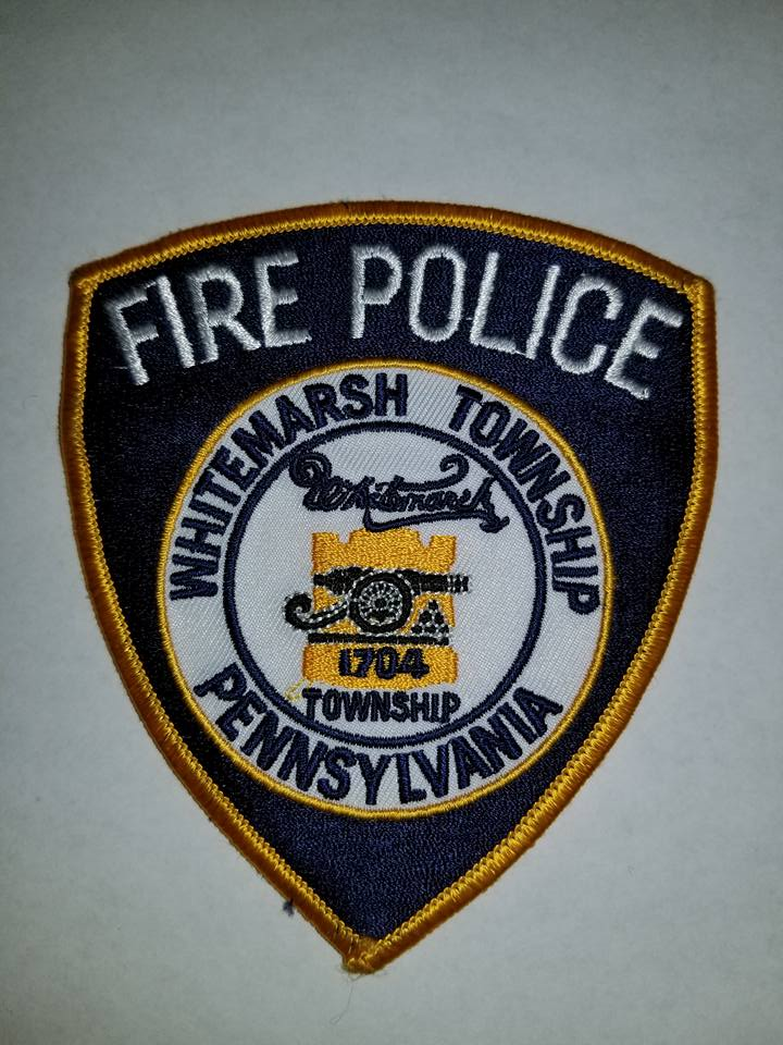 Whitemarsh Township PA Fire Police