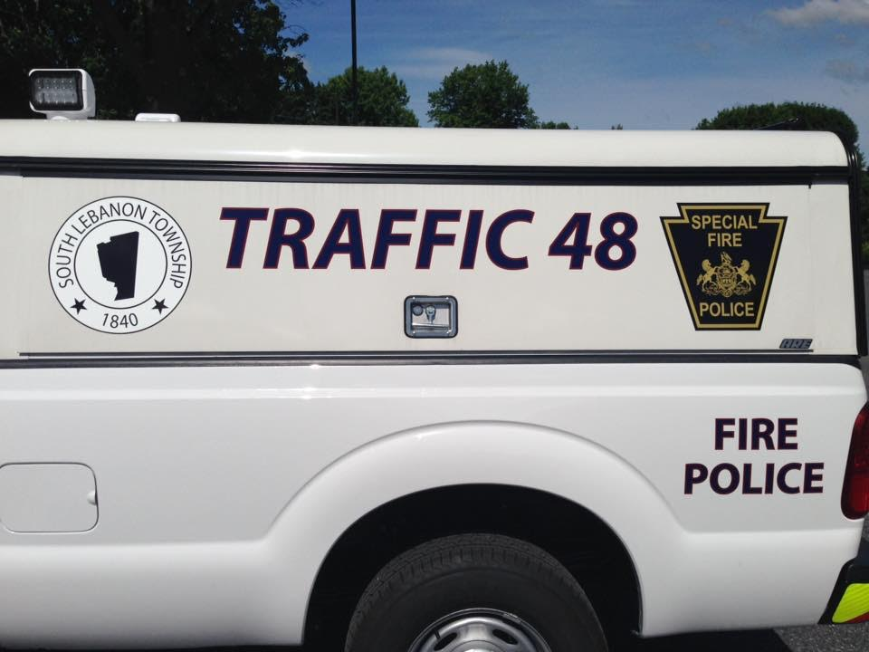 South Lebanon Township Fire Police Traffic 48 2