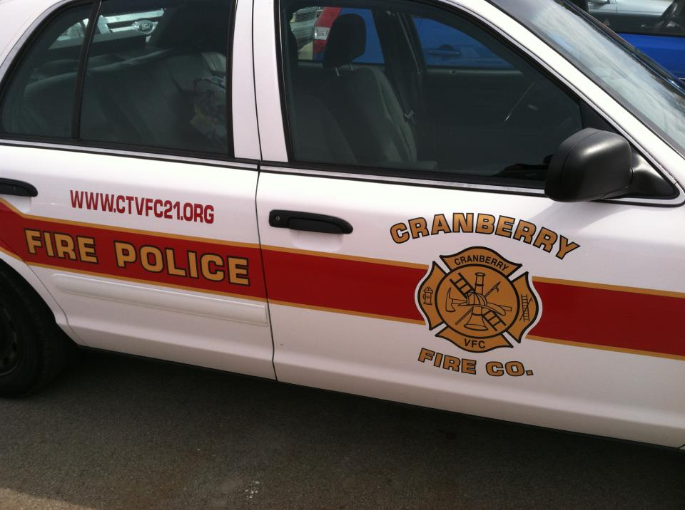 Cranberry Township PA traffic unit old 1