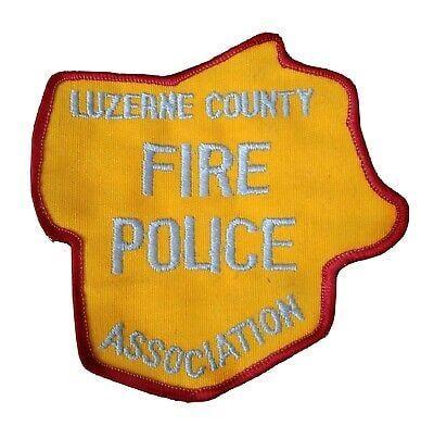 LUZERNE COUNTY PA FIRE POLICE ASSOCIATIO