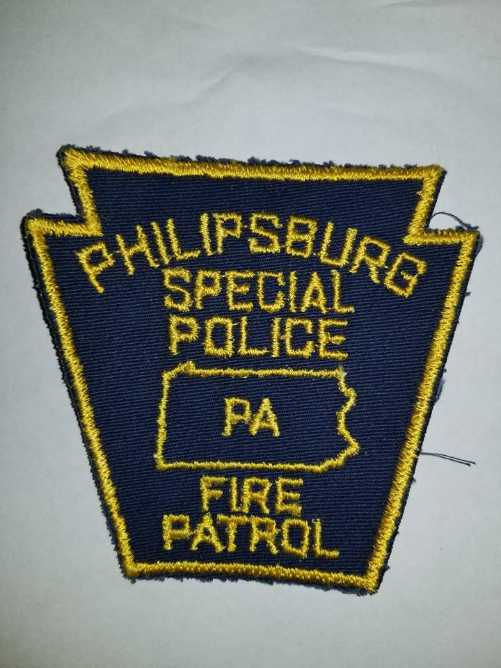 Philipsburg PA Special Fire Police Patrol
