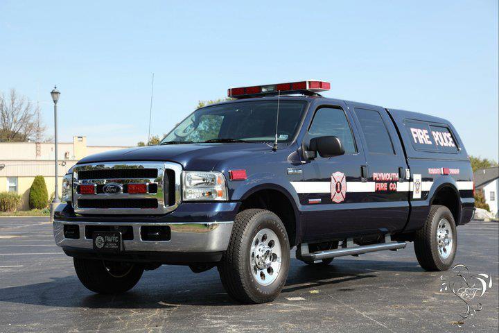 Plymouth Fire Company No 1 Plymouth Township Montgomery County PA Traffic 43