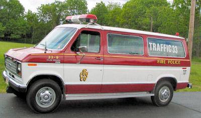 CENTRE SQUARE FIRE COMPANY - Traffic 33 OLD