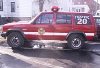 Garrettford-Drexel Hill Fire PA Traffic 20