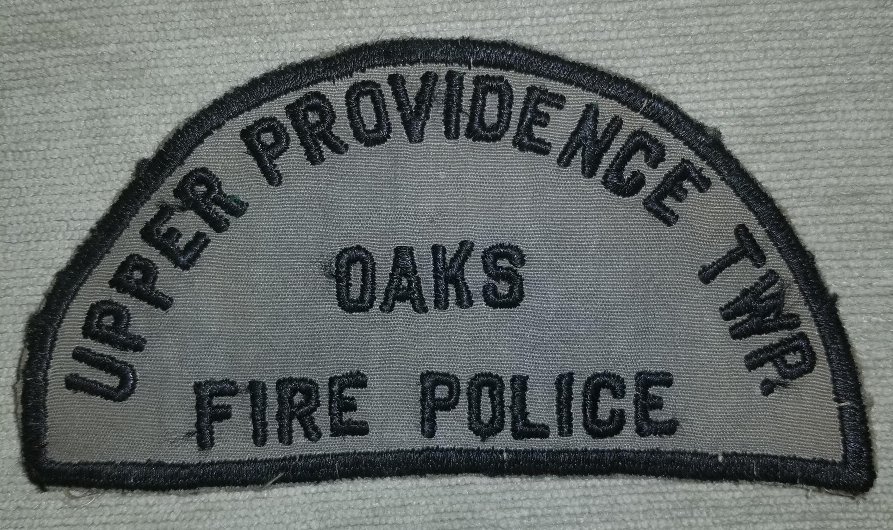 Upper Providence Township Oaks PA Fire P