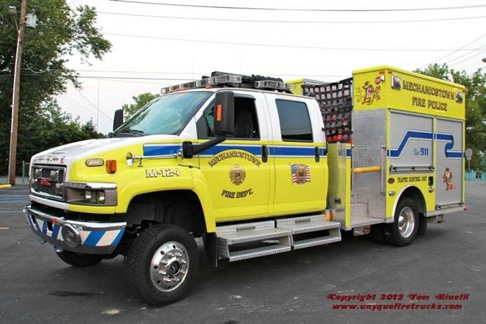 Mechanicstown FD Middletown NY M-524