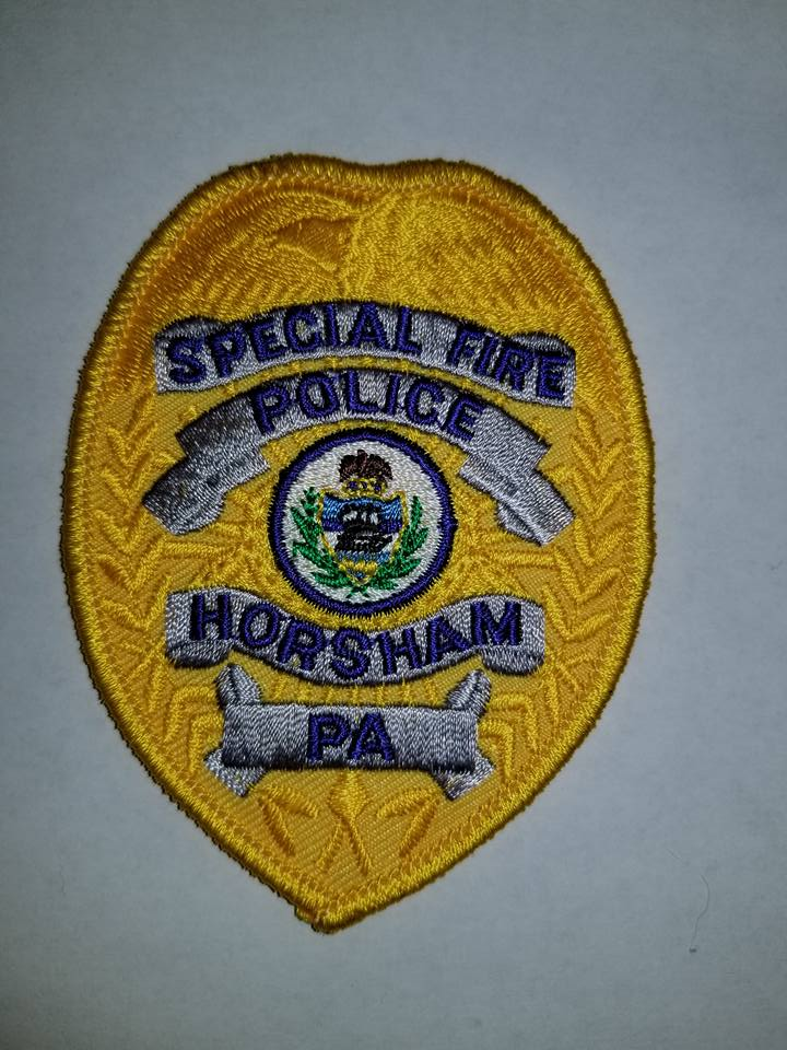 Horsham PA Special Fire Police 1