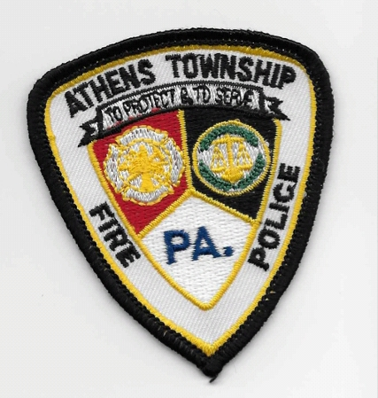 Athens Township Fire Police PA