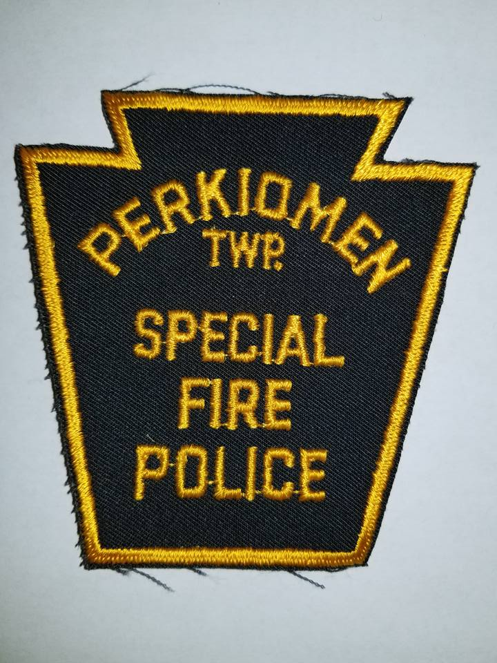 Perkiomen Township PA Special Fire Police 2
