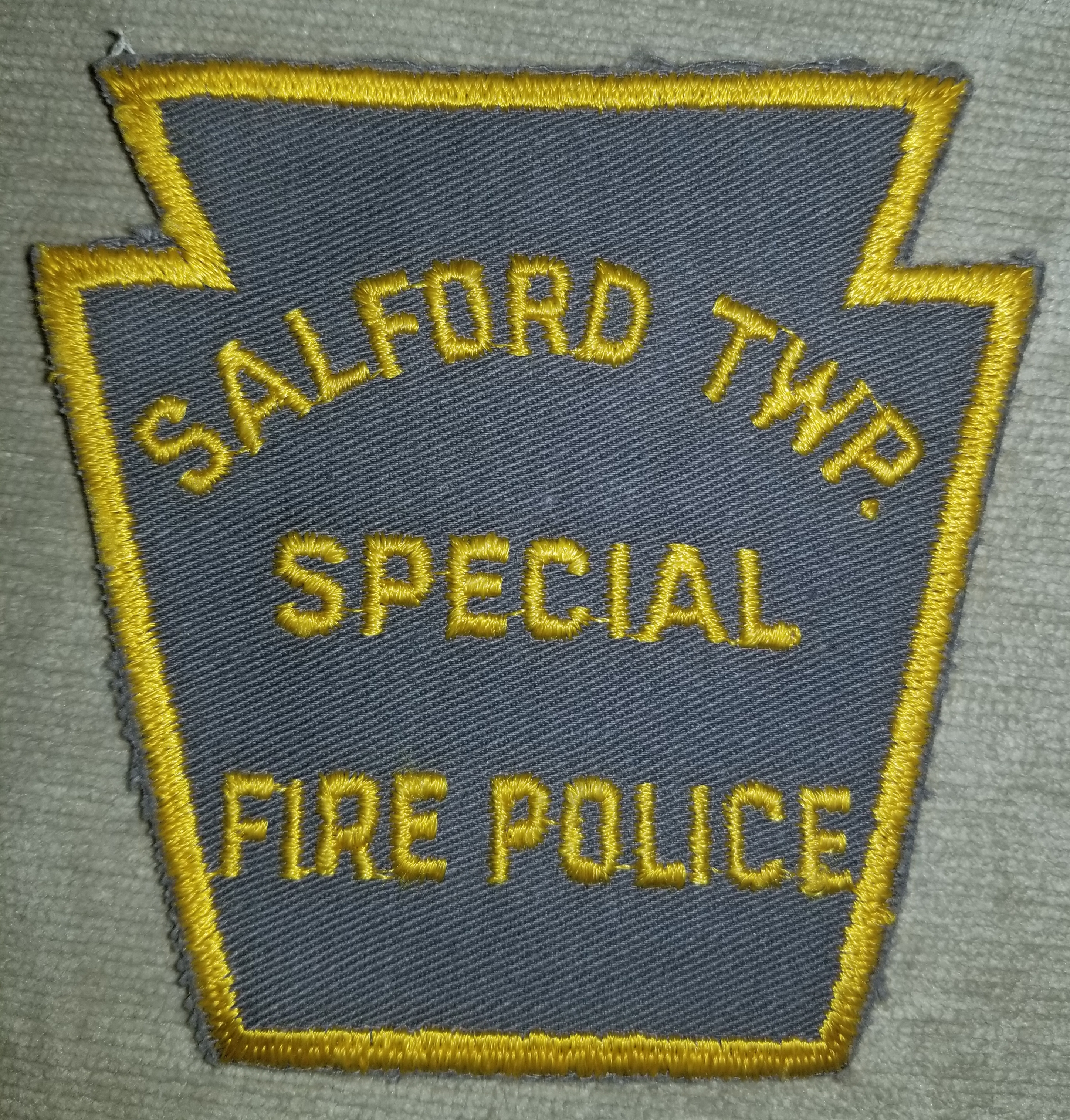 Salford Township Special Fire Police PA