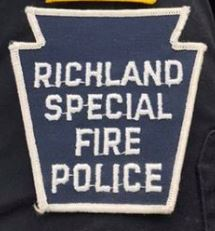 Richland Special Fire Police PA