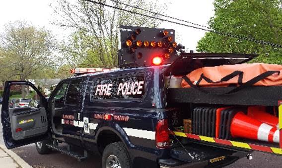 Plymouth Fire Company No 1 Plymouth Township Montgomery County PA Traffic 43 2