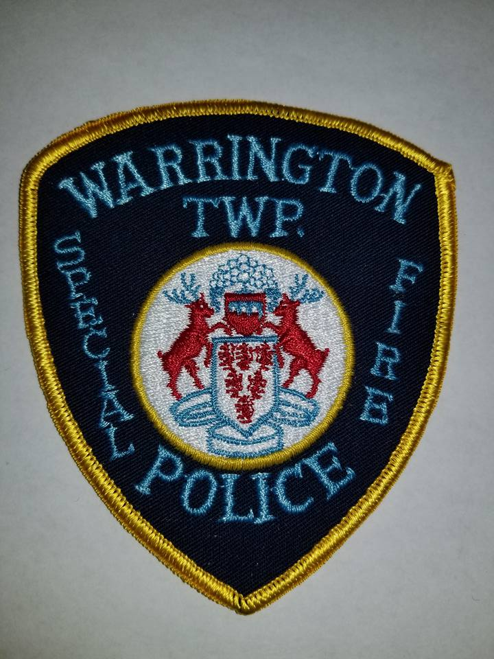 Warrington Township PA Special Fire Police