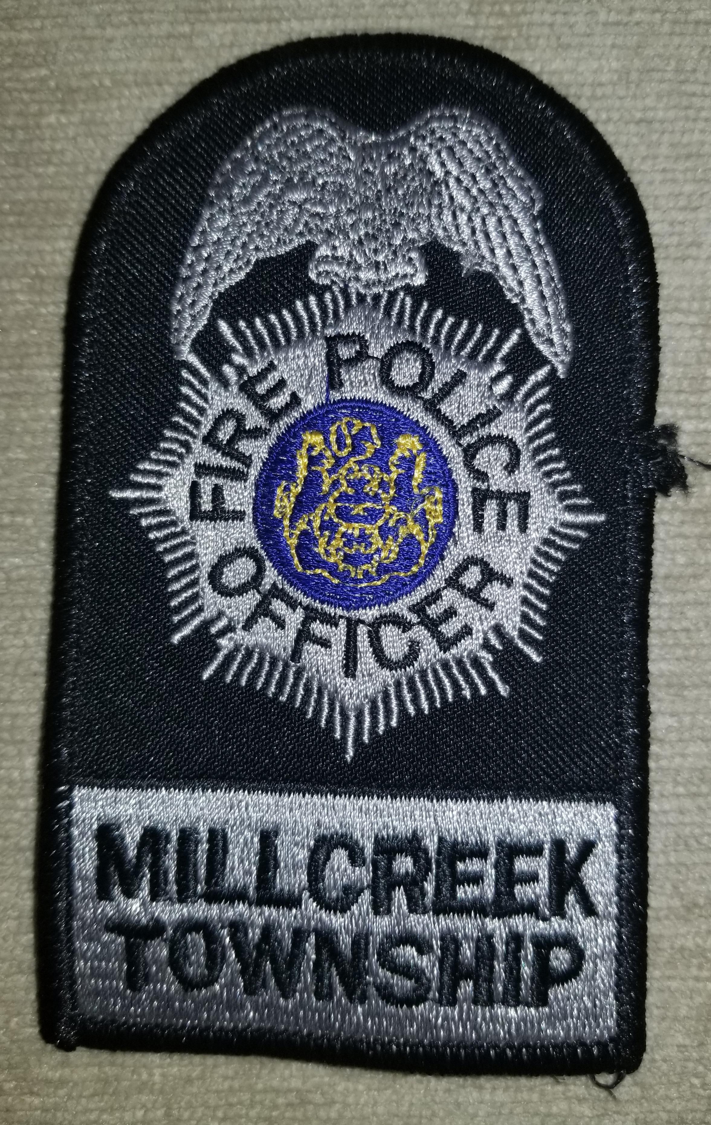 Millcreek Township Fire Police PA