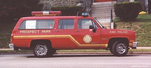 Prospect Park PA Fire Police