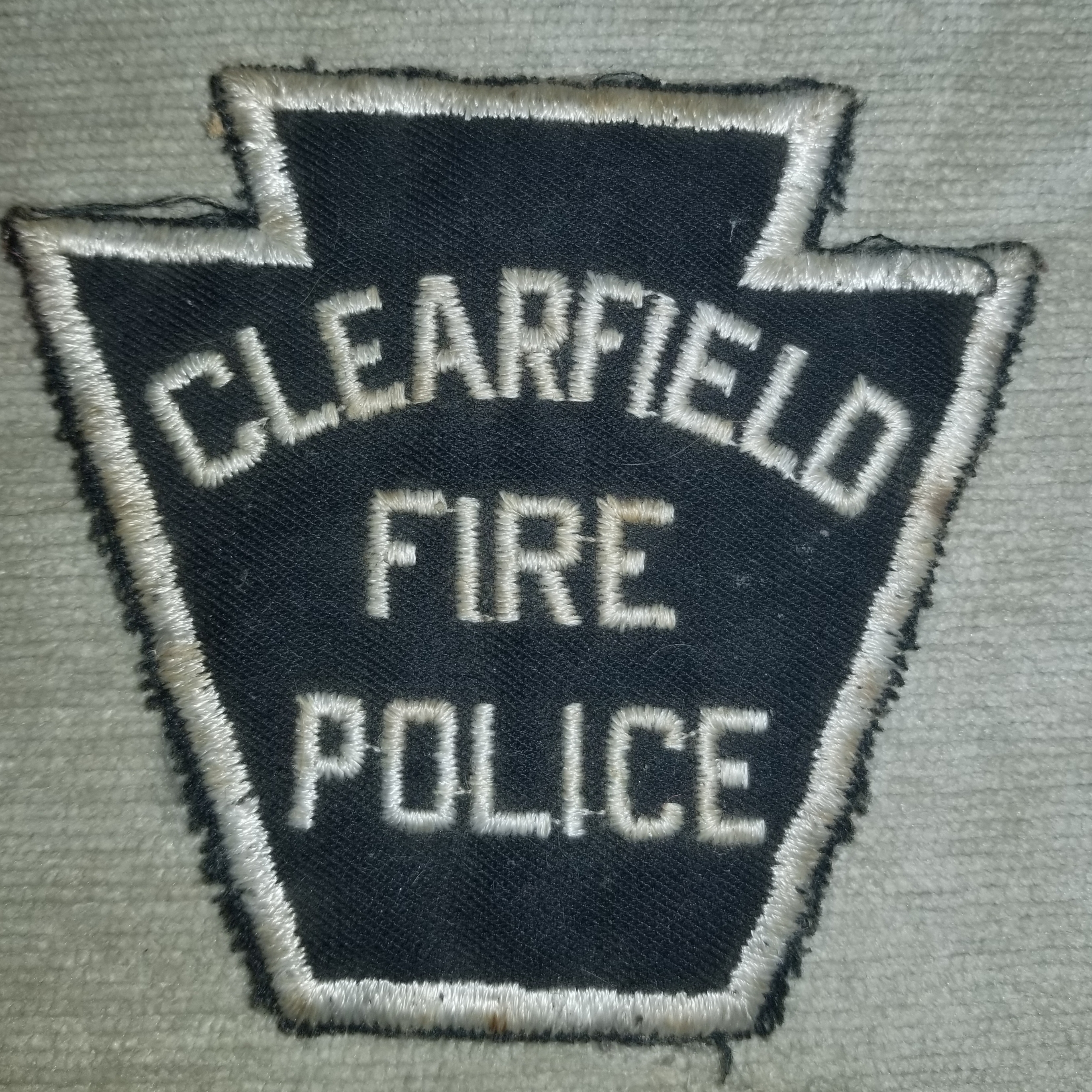Clearfield Fire Police PA