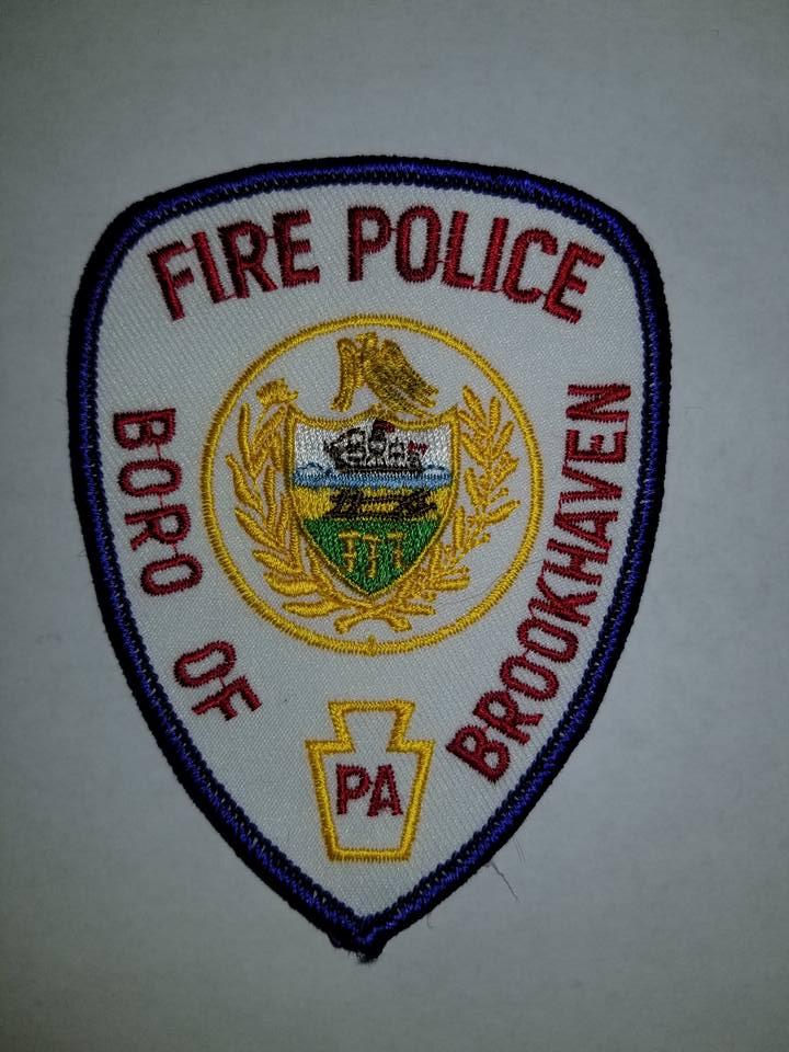Brookhaven Boro PA Fire police