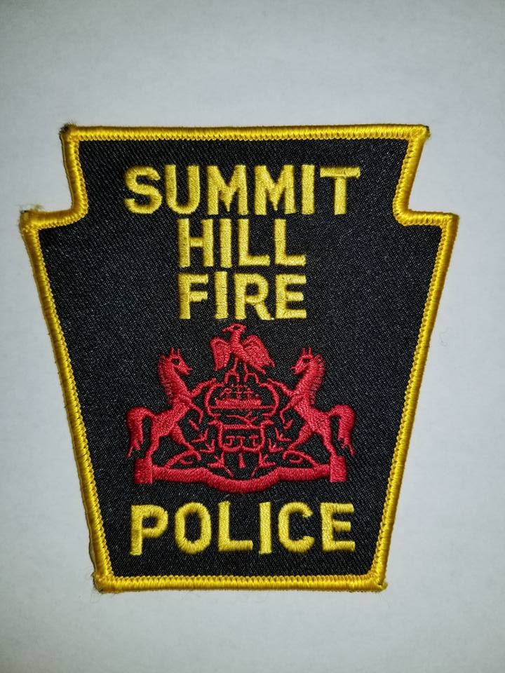 Summit Hill PA Fire Police
