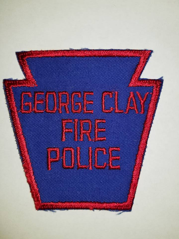 George Clay PA Fire Police