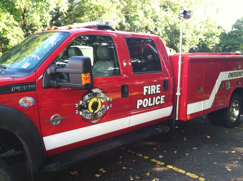 Middletown Fire Police 432 new 1