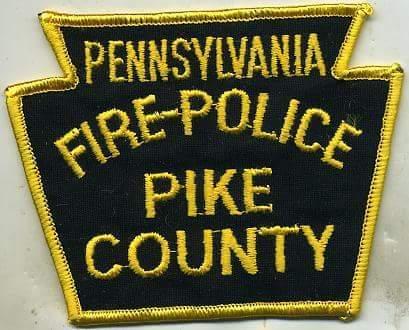 Pike County PA Fire Police 2